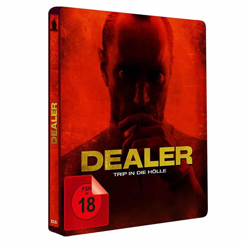 """""""Dealer"""" im Blu-ray Steelbook für 5,99€"""