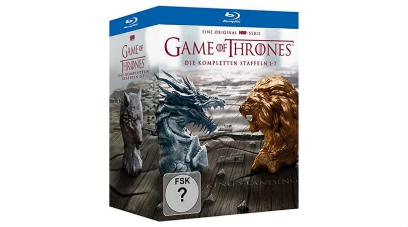 game of thrones limited edition box