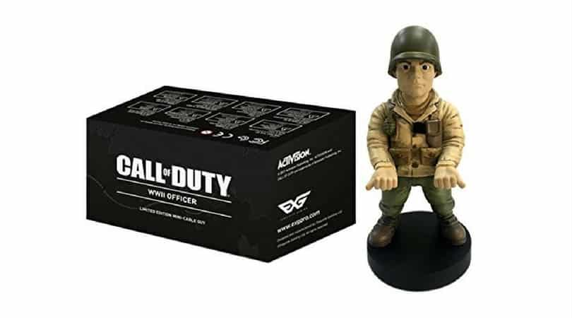 Vorbetellen Call Of Duty Wwii Officer Mini Cable Guy