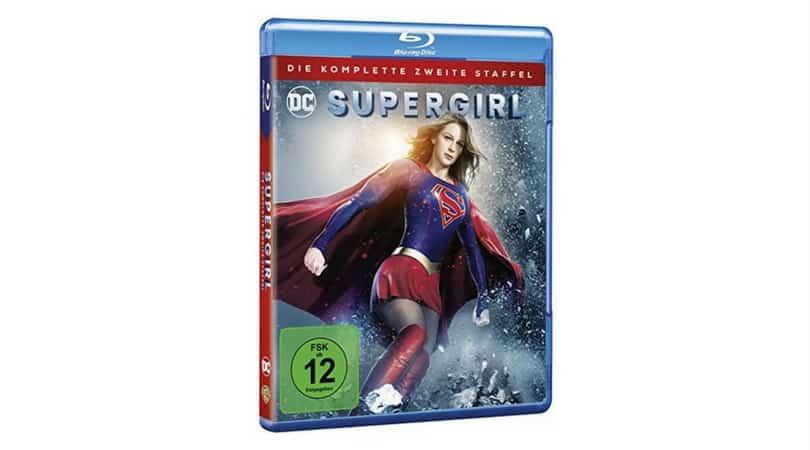 Vorbestellen Supergirl Die Komplette 2 Staffel Blu