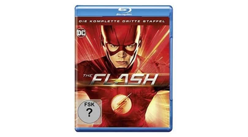 Flash Staffel 3 Start Deutschland