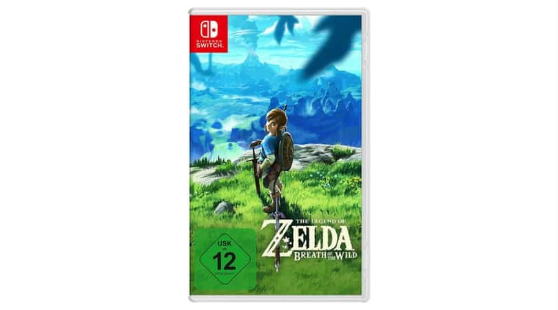Angebot The Legend Of Zelda Breath Of The Wild