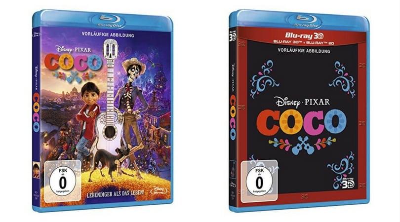 Vorbestellen Coco Lebendiger Als Das Leben 3d 2d Bd