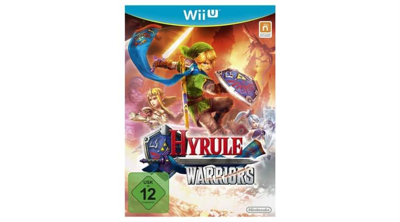 [Angebot] Hyrule Warriors – [Wii U] für 14€