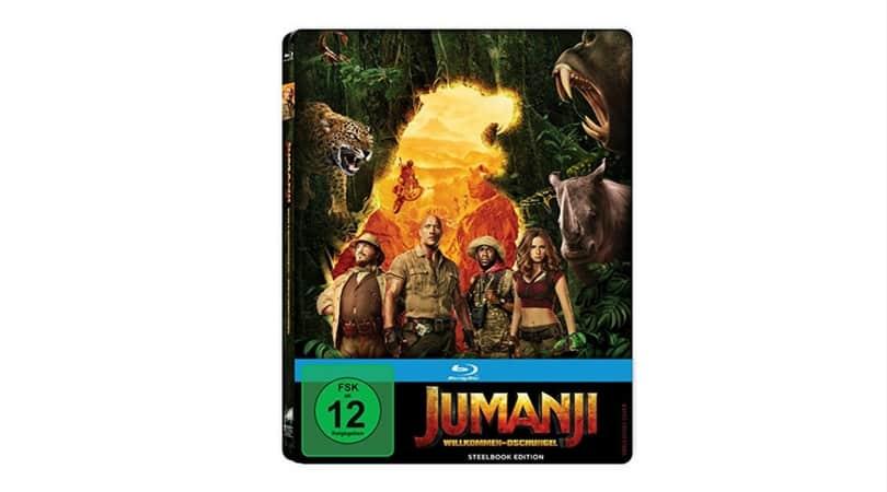 Vorbestellen Jumanji Willkommen Im Dschungel Limited