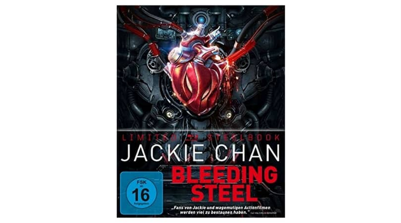 Vorbestellen Bleeding Steel Steelbook Edition Blu Ray