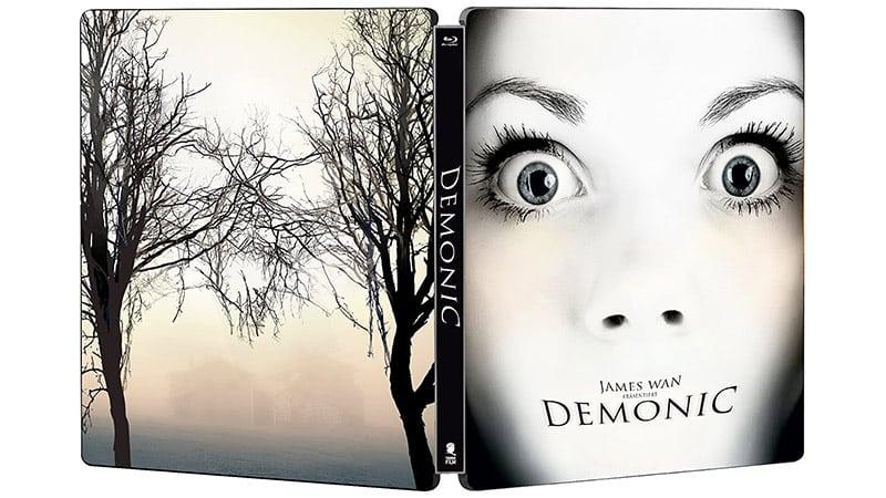 Demonic – Haus des Horrors – Steelbook Edition (Blu-ray + DVD) für 5,97€