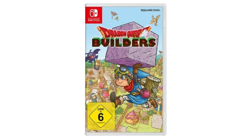[Vorbestellen] Dragon Quest Builders – [Nintendo Switch]