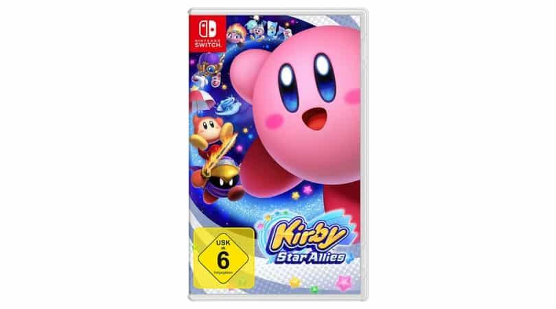 [Vorbestellen] Kirby Star Allies – [Nintendo Switch]