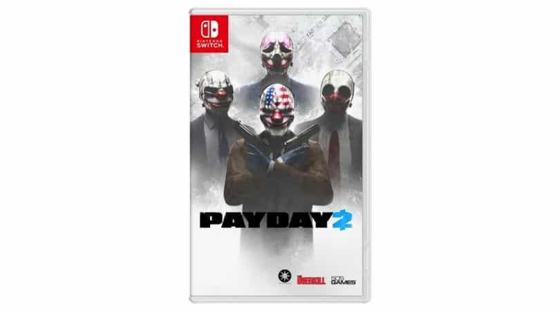 [Vorbestellen] Payday 2 – [Nintendo Switch]