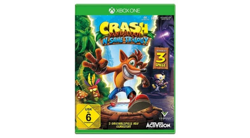 [Vorbestellen] Crash Bandicoot N.Sane Trilogy – [Xbox One]