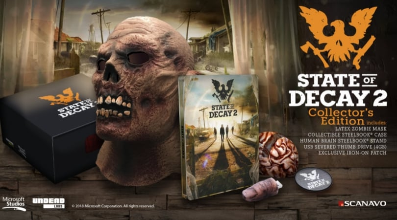 Vorbestellen Sterreich State Of Decay 2 Collectors