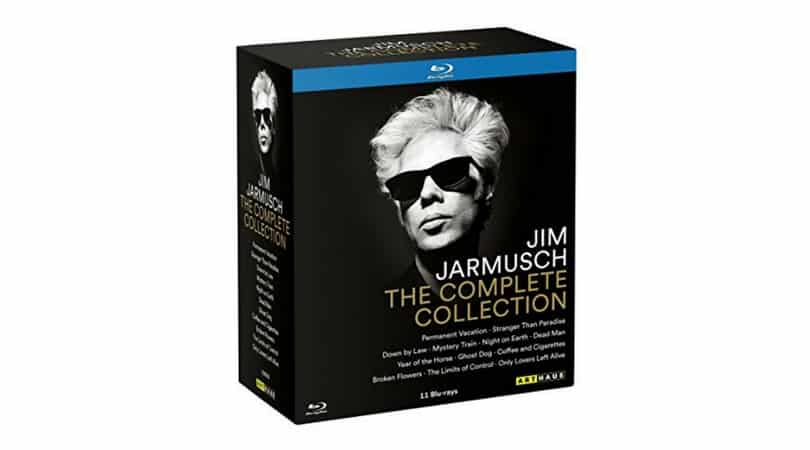 Angebot Jim Jarmusch The Complete Collection Blu Ray