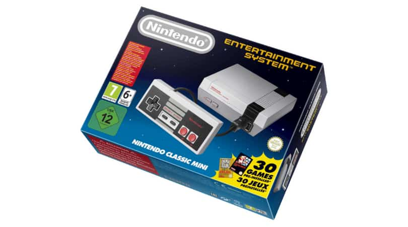 Nintendo Classic Mini: Nintendo Entertainment System (NES) für 49,99€