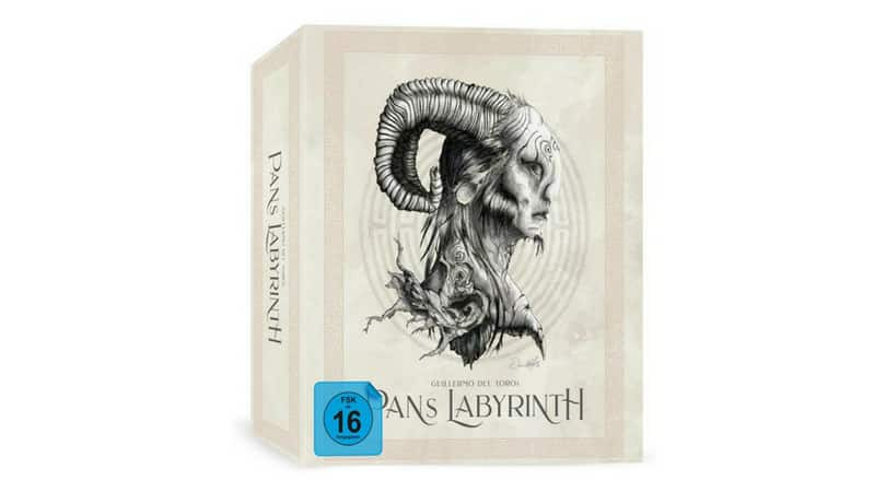 angebot pans labyrinth ultimate edition bluray cd
