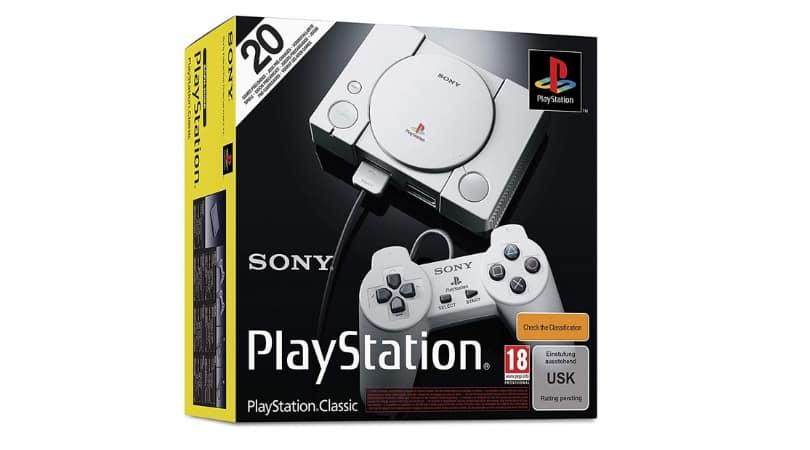 Playstation Classic für 19,99€