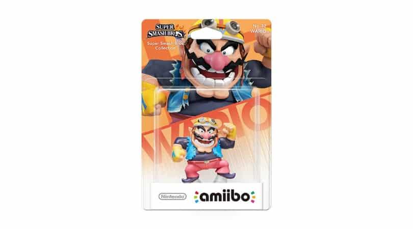 [Angebot] amiibo Figur Smash Wario für 5,99€