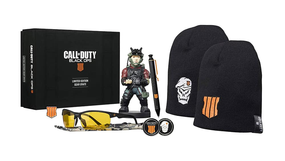Call of Duty Black Ops 4 Bigbox Fan Pack für 18,59€