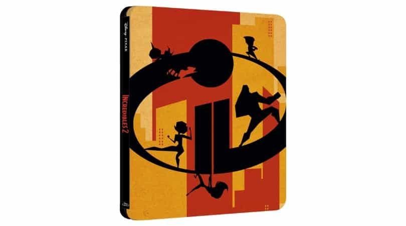 Die Unglaublichen 2 – Steelbook Edition (Blu-ray 2D/3D) für 18€