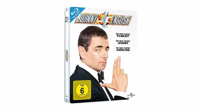 Angebot Johnny English Steelbook Edition Blu Ray Für 699