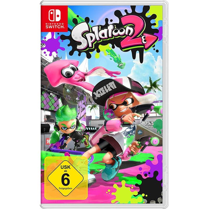 Splatoon 2 [Nintendo Switch] für 39,99€