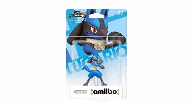 [Angebot] amiibo Smash Lucario Figur für 14,99€