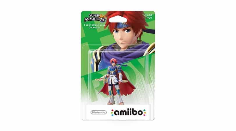 [Angebot] amiibo Figur Smash Roy für 7,77€