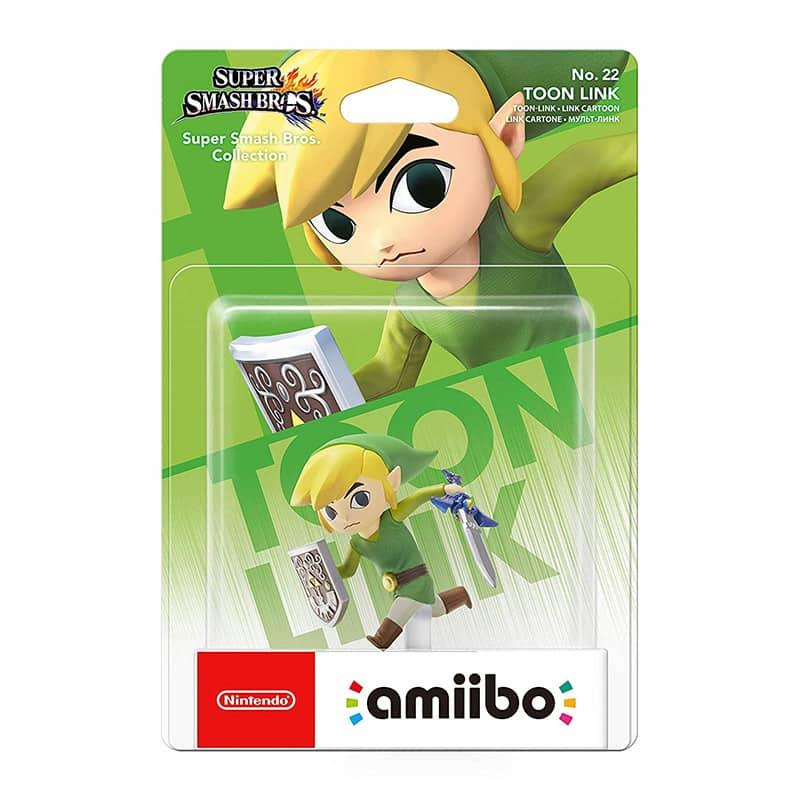 "amiibo Figur ""Toon Link"" (Super Smash Bros. Collection) für 14,99€"