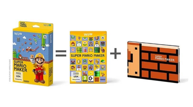 [Angebot] Super Mario Maker – Artbook Edition – [Wii U] für 24,07€