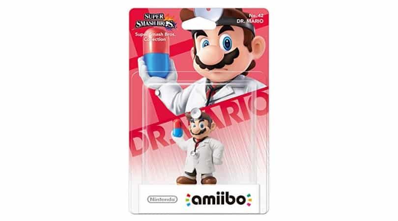 [Angebot] amiibo Figur Smash Dr. Mario für 6,99€