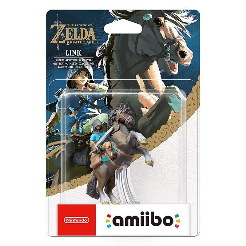 """The Legend of Zelda: Breath of the Wild amiibo Figur """"Link Reiter"""" für 19,99€"""