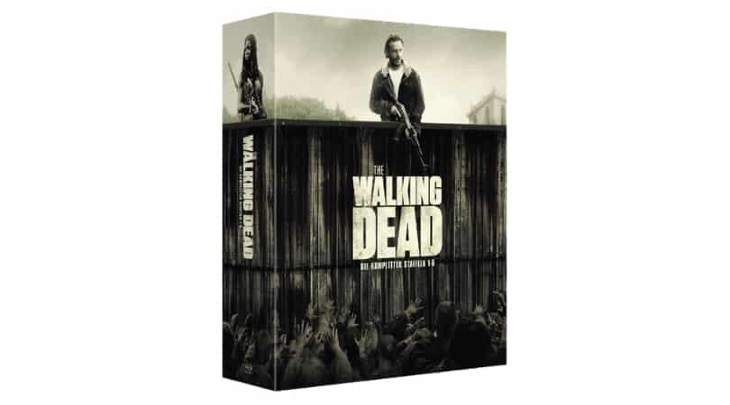 The Walking Dead Staffel 6 Uncut