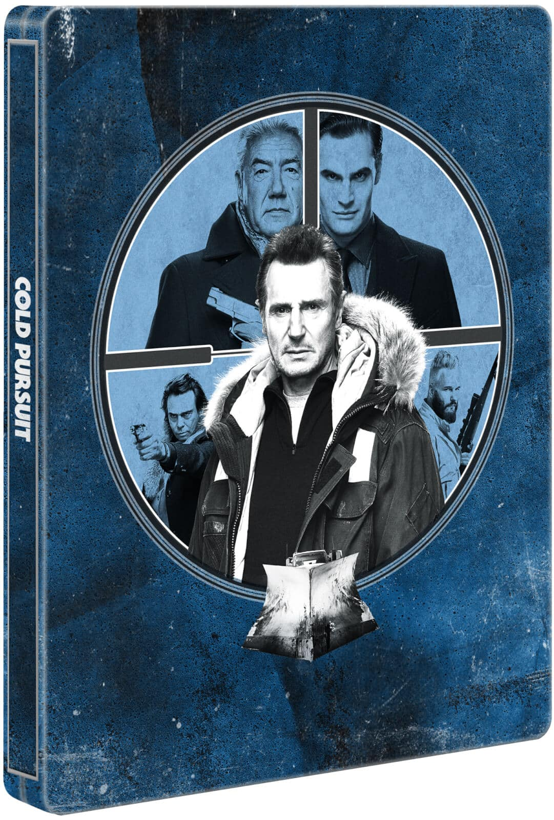 Hard Powder - Steelbook Edition (Zavvi Exklusiv) [4K Blu-ray + Blu-ray] für 35,99€