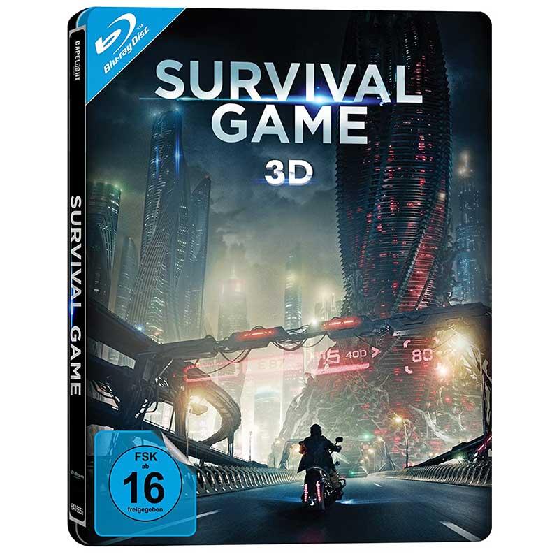 Survival Game – Steelbook Edition (Blu-Ray 3D/2D) für 7,97€