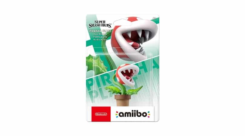 [Angebot] amiibo Piranha-Planze (Super Smash Bros. Collection) für 12,99€