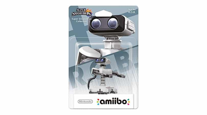 "[Angebot] amiibo (Super Smash Bros. Collection) ""R.O.B."" für 5€"