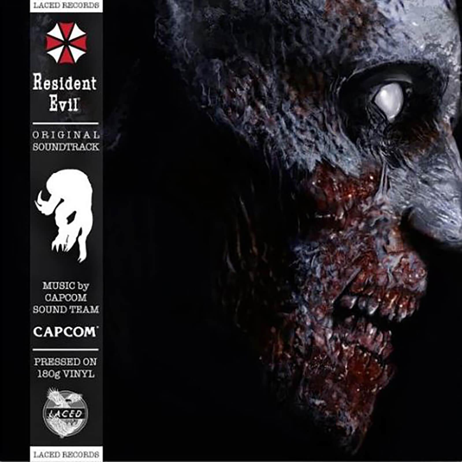 Laced Records - Resident Evil (Original Soundtrack) 2xLP für 41,99€