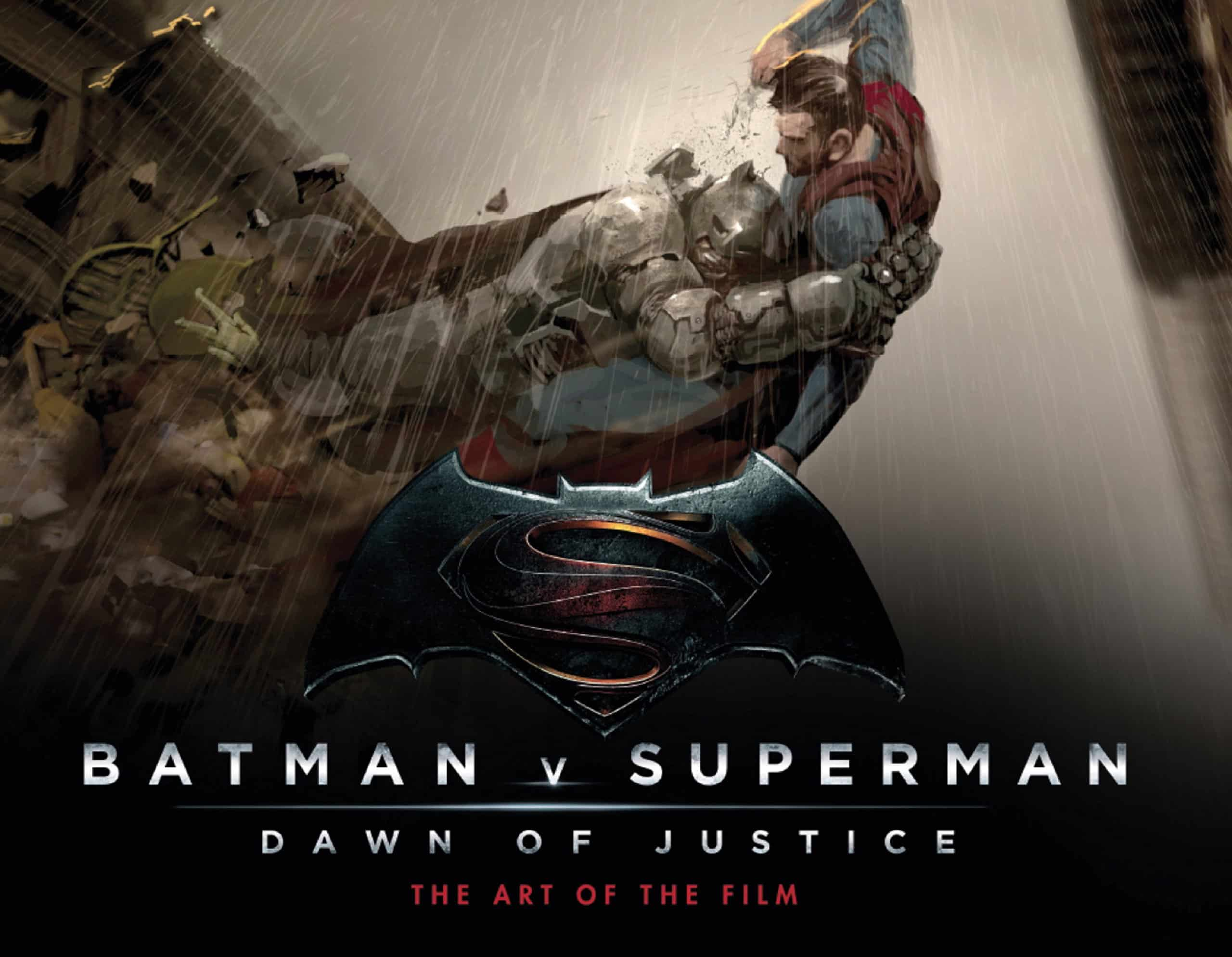 Batman v Superman: Dawn of Justice: The Art of the Film (Englisch) Gebundenes Buch für 15,04€