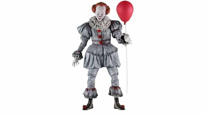 Stephen Kings It Actionfigur 1 4 Pennywise 2017