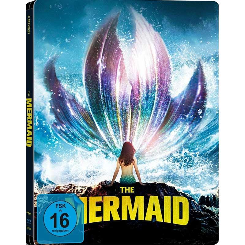 The Mermaid – Steelbook Edition (Blu-ray 3D + Blu-ray 2D) für 7,29€