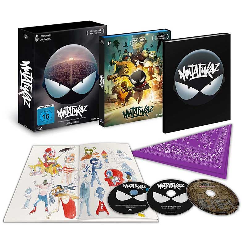 Mutafukaz – Limited Edition [Blu-ray] für 19,97€