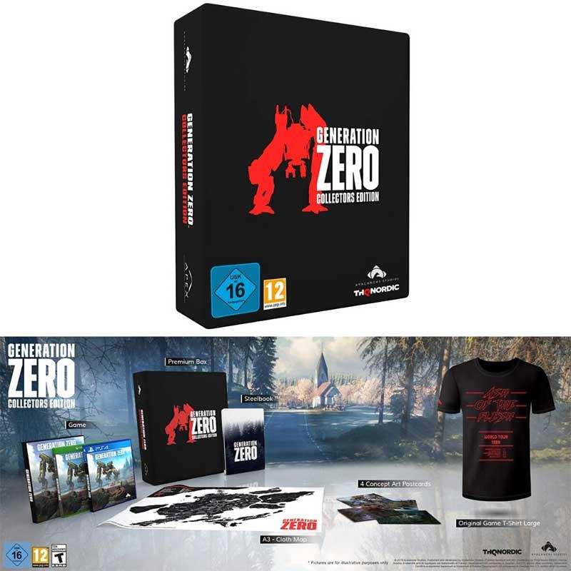 Generation Zero – Collectors Edition (PC) für 27,76€