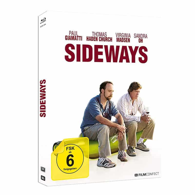 Sideways – Mediabook Edition (Blu-ray) für 7,99€