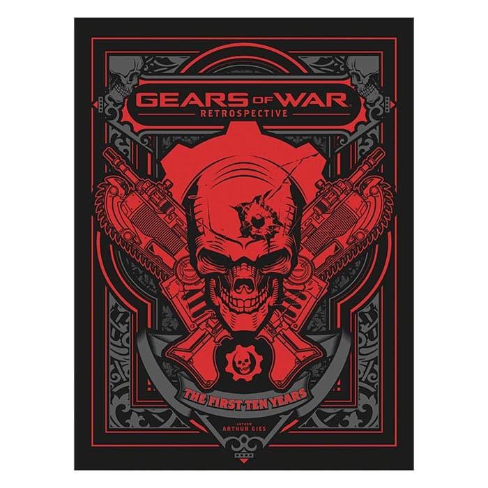 Gears of War: Retrospective (gebundene Ausgabe   englisch) für 13,02€