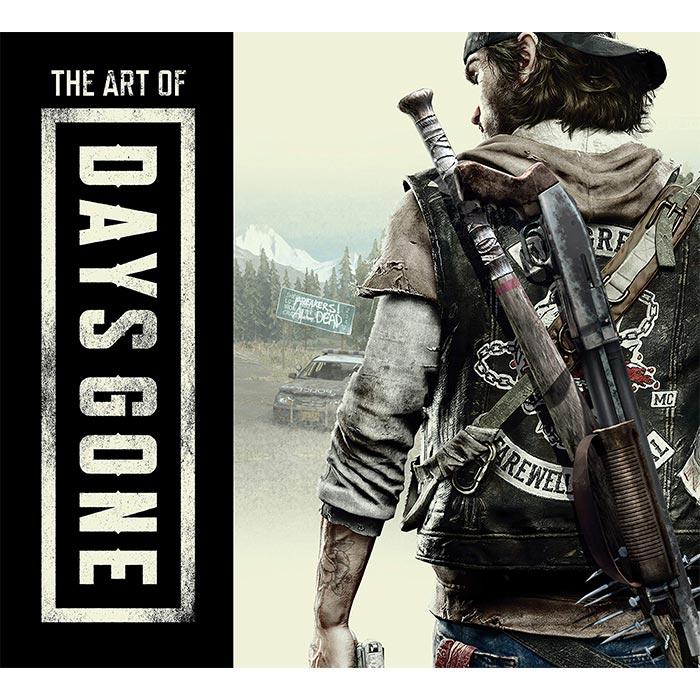 The Art of Days Gone – gebundene Ausgabe (englisch) für 9€