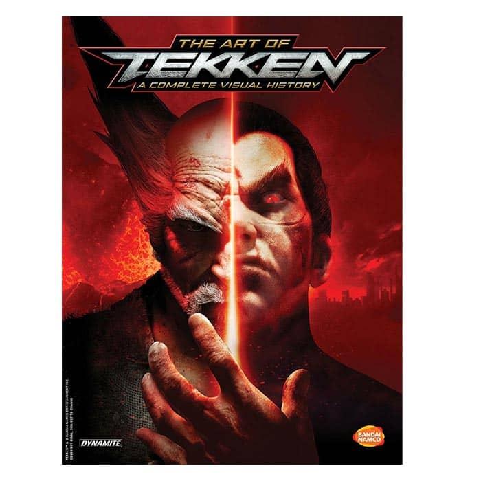 The Art of Tekken: A Complete Visual History – gebundene Ausgabe (englisch) für 10,95€
