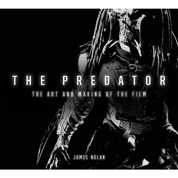The Predator: The Art and Making of the Film – gebundene Ausgabe (englisch) für 10,20€