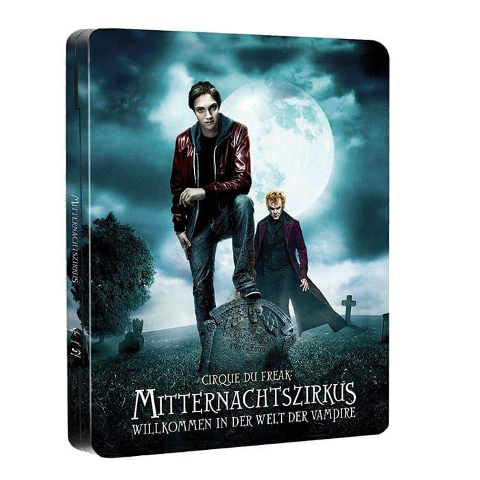 Cirque du Freak: Mitternachtszirkus – FuturePak Edition (Blu-ray) für 15,35€