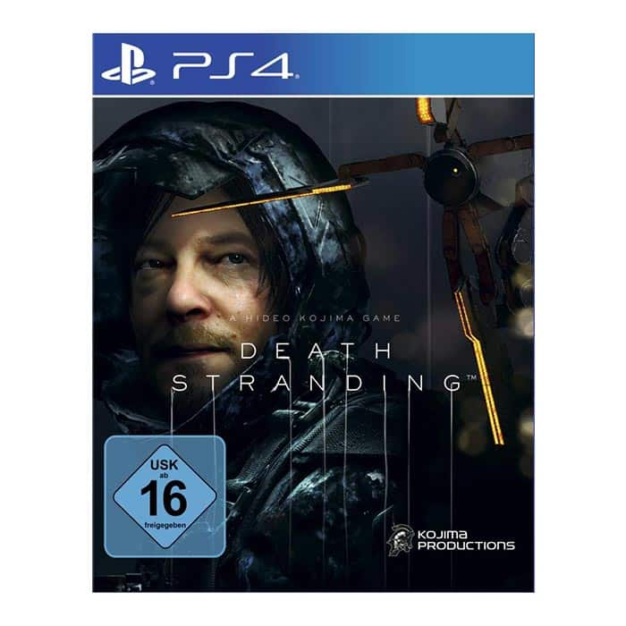 Death Stranding – Standard Edition [PlayStation 4] für 15,99€