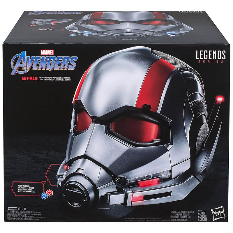 Marvel Avengers: Ant-Man Helm (Hasbro Legends Series) für 92,24€